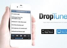DropTunes reproducir musica Dropbox