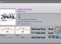 Meltemi software radio