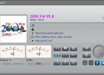 Meltemi software radio