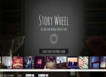 Story Wheel slideshows presentacion Instagram