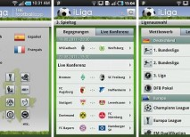The Football App futbol resultados