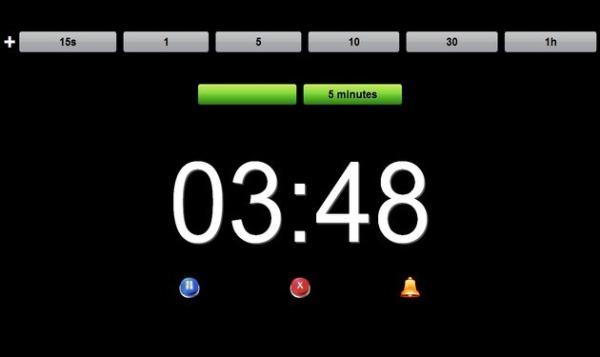 Timer Pop temporizador alarma