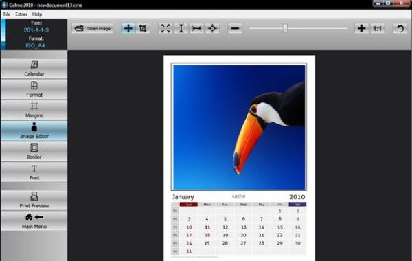 calendarios personalizados calme