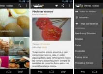Cocinillas app recetas