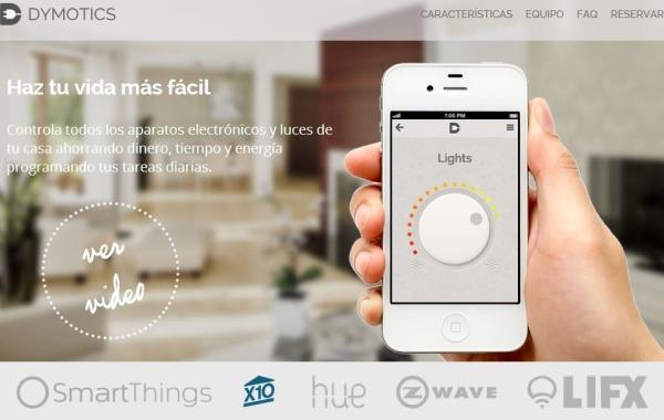 Dymotics app domotica