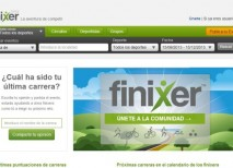 Finixer red social deporte