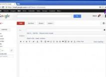 Retro Compose ventana clasica Gmail