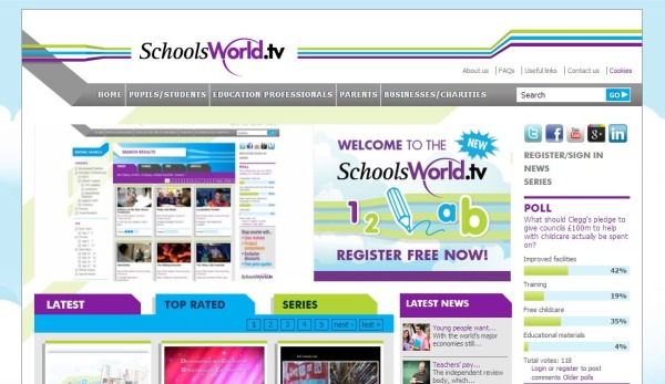 SchoolsWord videos formacion didacticos