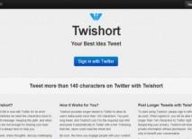 Twishort enviar tuits largos