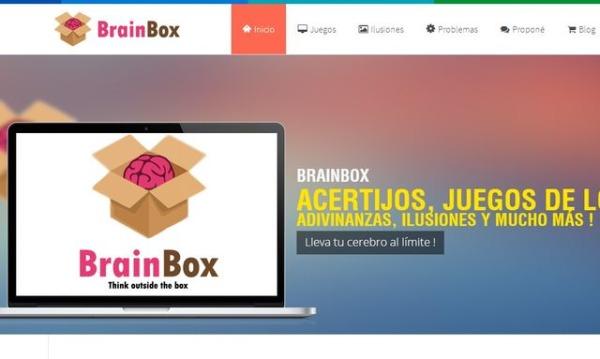 BrainBox juegos cerebro