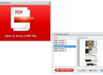 PDF Page Delete eliminar paginas PDF
