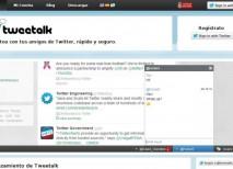 Tweetalk chatear Twitter