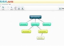 Bubbl crear mapas conceptuales