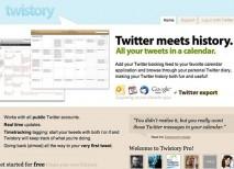 Twistory twitter