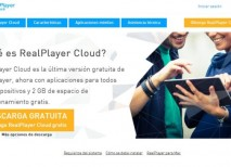 RealPlayer Cloud reproducir vídeos nube