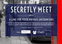SecretlyMeet compartir informacion confidencial
