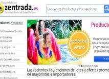 Zentrada es una tienda online donde podrás comprar multitud de artículos  a granel con un gran descuento