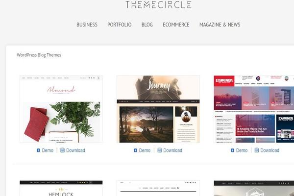 Propuestas muy interesantes para encontrar y descargar la plantilla para WordPress que mejor se adapte a tus necesidades
