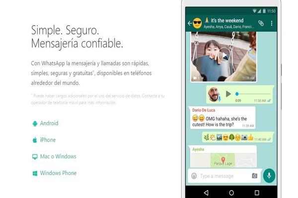 WhatsApp es una extensión para la app de mensajería que nos da opciones extra de personalización